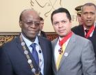 Deputado Carlos Henrique PRB/MG é Condecorado