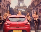 Comercial de carro da Renault é retirado do ar na Inglaterra por ser muito sexy